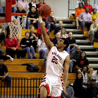 North Gwinnett vs Central Gwinnett (Boys State Basketball Playoffs)