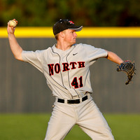 North Gwinnett vs Norcross (JV Baseball) 20-Mar-12