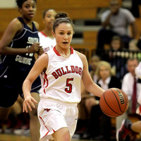 North Gwinnett vs SGHS (Girls State Basketball Playoffs)