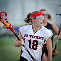 NGHS vs Collins Hill (Girls Lacrosse)